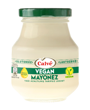 Vegan Mayonez
