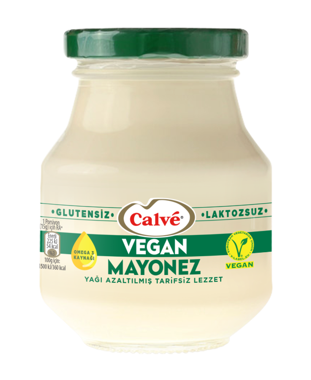 Calve Vegan Mayonez 250 G